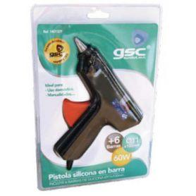 Pistola Encoladora de Silicona GSC