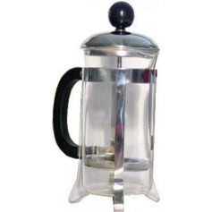 Cafetera de Embolo 3 Tazas Sanfor