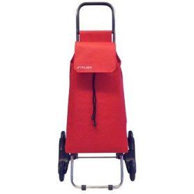 Carro de compra Rolser Saquet RD6 nylon rojo