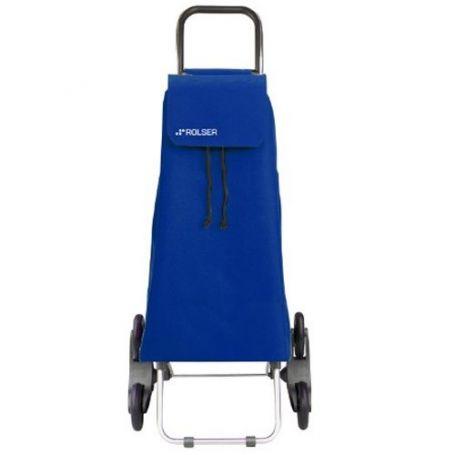 Carro de compra Rolser Saquet RD6 nylon azul