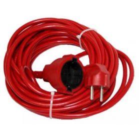 Prolongador cordon electrico 25mx1mm Mader