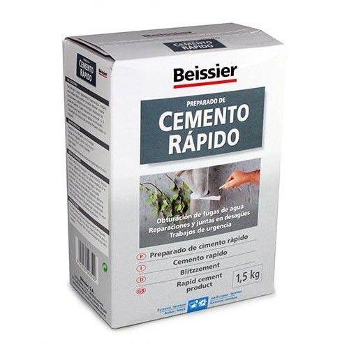 Cemento r pido 1 5kg beissier comprar al mejor precio - Cemento rapido precio ...