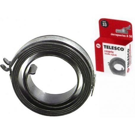 Recambio muelle Telesco 33 precio cierrapuertas Classic 50