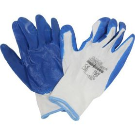 Guantes de nitrilo talla XL Mac Power