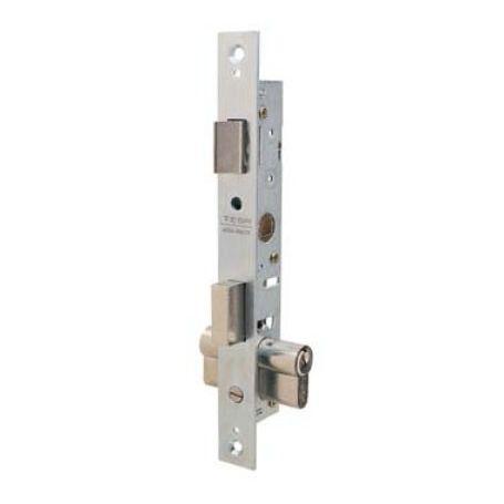 Cerradura Tesa 2200 13,5mm embutir metálica zincado