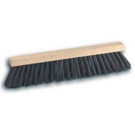 Cepillo barrendero 50cm plastik negro Vikinga