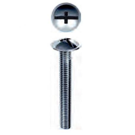 Tornillo tirador 4x45 zincado ph phillips cabeza combi (500 unds) Heco