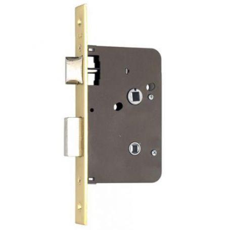 Picaporte condena reversible Yale Azbe 651 60mm latonado