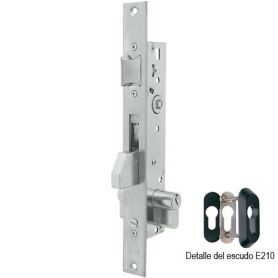Cerradura Tesa 2210 25mm perfil metálico