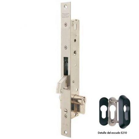 Cerradura Tesa 2241 20 3AI palanca basculante gancho reforzado