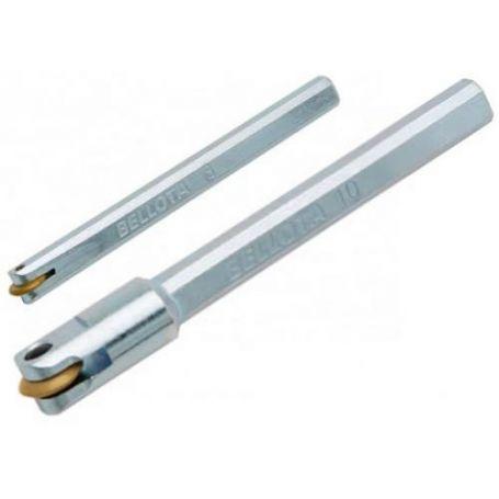 Rodel universal para cortador de cerámica Bellota 8mm titanium