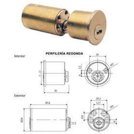 Cilindro Tesa T10P TS 40 redondo