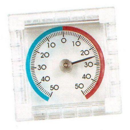 Termometro plastico 7,5cm altuna