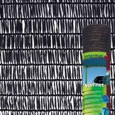 Malla sombreadora negro SUN-NET R7 3x4m Intermas