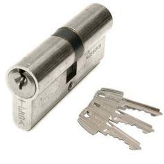 Cilindro Tesa TE5 52003030L 5200 30X30 Niquelado