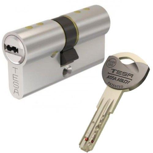 comprar gran selección de envío gratis Cilindro Tesa TX80 35x35 níquel