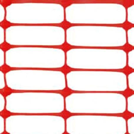 Malla señalización Balis Masnet 08 1x50m naranja Intermas
