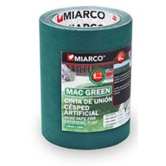 Cinta union cesped artificial macgreen 150mm x 5m Miarco