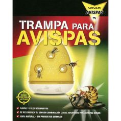 Trampa ecologica para avispas
