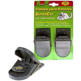 Trampa para ratones (2 unidades)