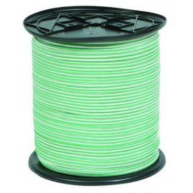 Hilo cuerda aguja blanco y verde 400mts HCS
