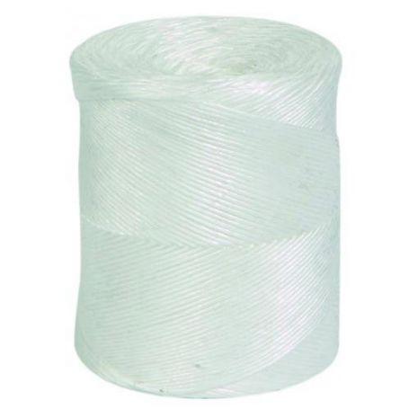 Hilo rafia en rollo blanco 1 cabo 100gr HCS