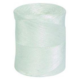 Hilo rafia en rollo blanco 1 cabo 400gr HCS