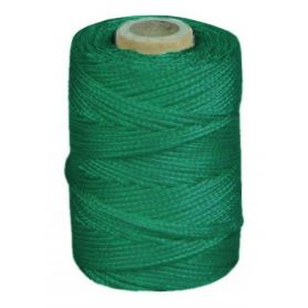 Cuerda de atirantar verde 100mts bobina HCS