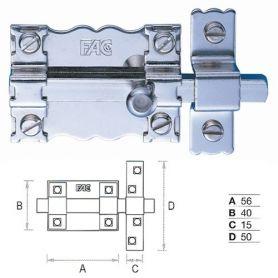 Pasador Fac 30-P/88 níquel