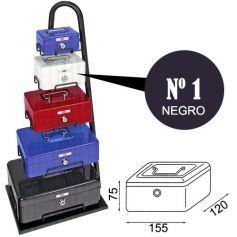 Caja de caudales fac n.1 super negra