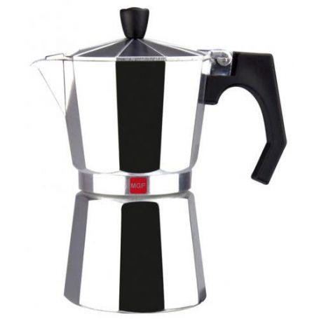 Cafetera Magefesa Kenia 9 Tazas Aluminio
