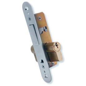 Cerradura de embutir Lince puerta metálica 5552-n