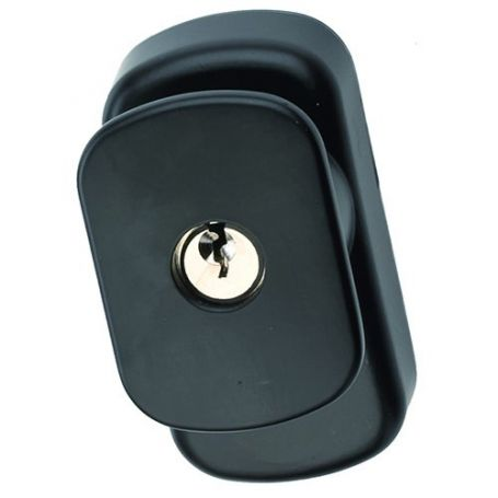 Tirador con llave para dispositivos antipánico FAST Push y Touch Cisa