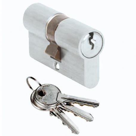 bombillo locking line 35x35 niquelado cisa