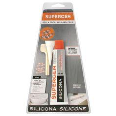 Supergen silicona blanca tubo 50ml