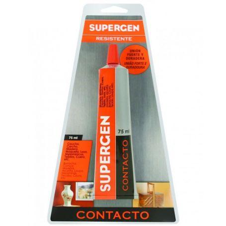 Pegamento de contacto Supergen amarillo 75ml