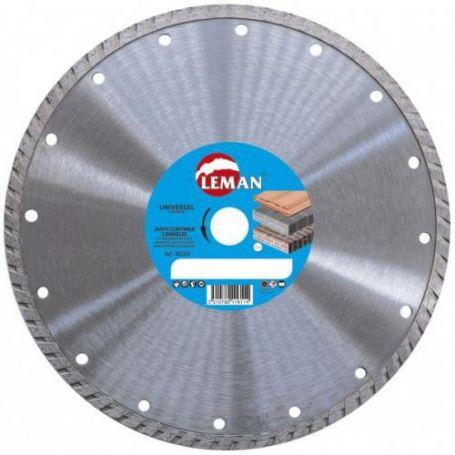 Disco de diamante universal Leman 115