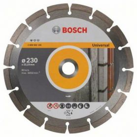 Disco tronzador de diamante Bosch 230 Standard for Universal