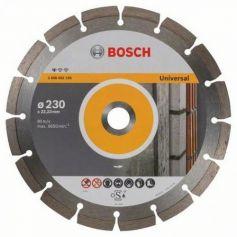Disco tronzador de diamante Bosch 230 Standard for Universal