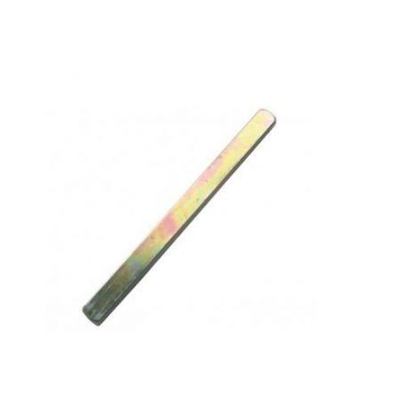 Cuadradillo 8x90mm zincado Micel