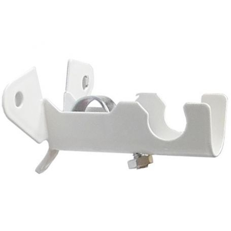 Soporte extensible nº4 12mm blanco Micel