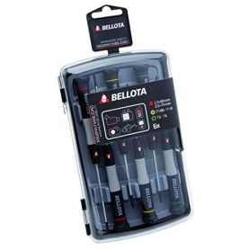 Juego destornilladores de precisión Bellota 6250j