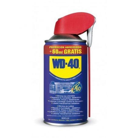 Lubricante Limpiador WD40 Doble Accion