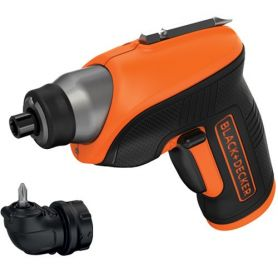 Atornillador a Bateria Litio 3.6V 1.5Ah Black and Decker