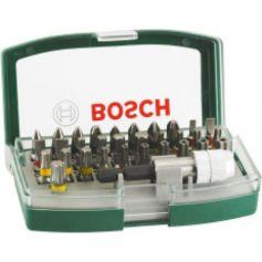 Set de Bricolaje para Atornillar Bosch 32 Uds