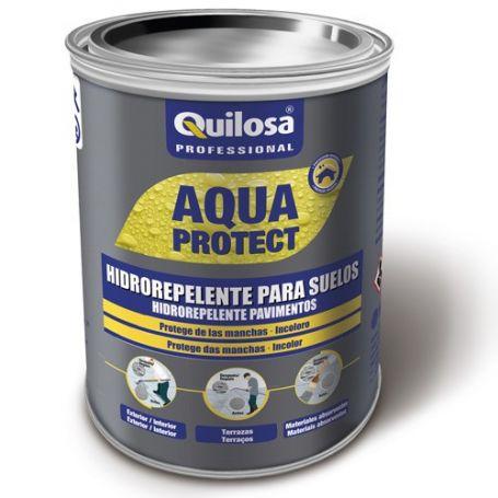 Hidrorepelente Quilosa Aqua Protect suelos 750ml