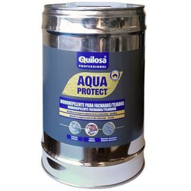 Hidrorepelente Aquaprotect Quilosa Fachadas y Tejados 5 kilos