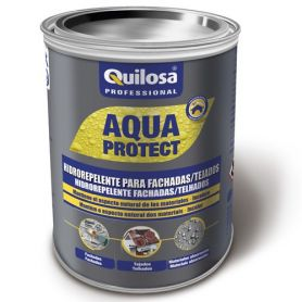 Hidrorepelente Aquaprotect Quilosa Fachadas y Tejados 750ml