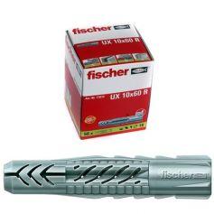 Taco Universal UX Fischer 10x60 caja 50 unidades