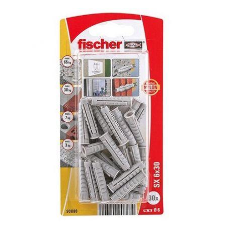 Taco Fischer SX 6x30 - Bliter 30 unidades